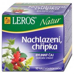 LEROS Natur Nachlazení, chřipka čaj