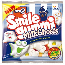 nimm2 Smilegummi Milk Ghosts
