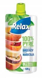 Relax PYRÉ 100% Broskev - Maracuja
