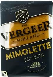 Vergeer Mimolette 40+ sýr - plátky
