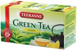 Teekanne Zelený čaj Citron