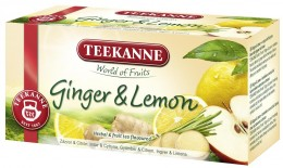Teekanne čaj Ginger Lemon