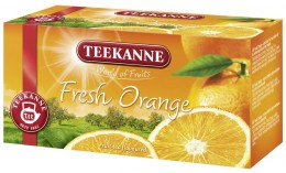 Teekanne čaj Fresh Orange