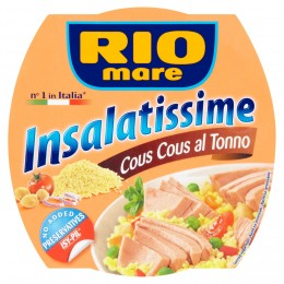 Rio Mare Insalatissime Tuňákový salát s kuskusem