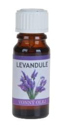 Esenciální vonný olej Levandule