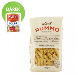 RUMMO Penne Rigate semolinové těstoviny