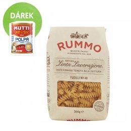 RUMMO Fusilli semolinové těstoviny
