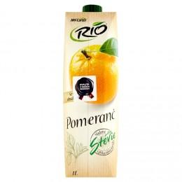 Rio Pomerančový nápoj se stévií