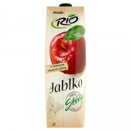 Rio Jablečný nápoj z čerstvě lisované jablečné šťávy se stévií