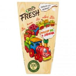 RIO FRESH Ovocný mix s jahodami