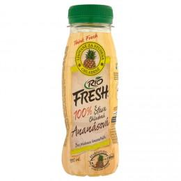 RIO FRESH 100% šťáva chlazená ananasová