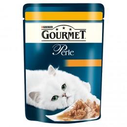 Gourmet Perle mini filetky ve šťávě s kuřetem