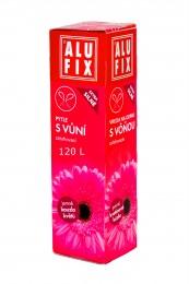 Alufix Pytle s vůní kouzlo květů, zatahovací, 120l, 6ks