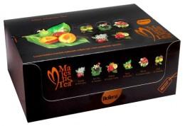 Biogena Majestic Tea Maxi ovocno-bylinné čajové směsi 60 ks