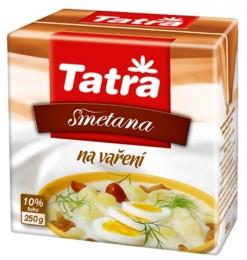 Tatra Smetana na vaření 10%,