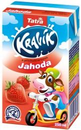 Tatra Kravík mléko jahoda