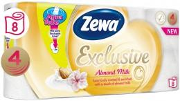 Zewa Almond Milk toaletní papír 4 vrtstvý, 8ks