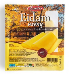 Laktos Eidam uzený 30% plátky