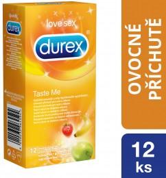 Durex Taste Me 12ks