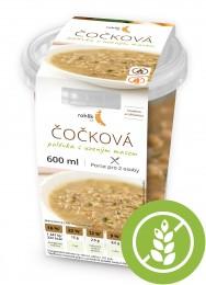 Rohlik.cz Čočková polévka s uzeným masem 2 porce