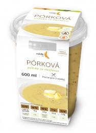 Rohlik.cz Pórková polévka se smetanou 2 porce