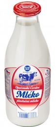 Bohemilk Čerstvé mléko ve skle plnotučné 3,5%