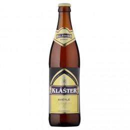 Klášter světlé výčepní pivo