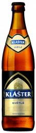 Klášter 11 pivo světlý ležák