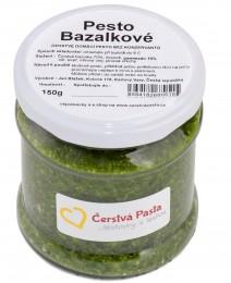 Čerstvá Pasta Pesto Bazalkové