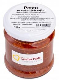 Čerstvá pasta Pesto ze sušených rajčat
