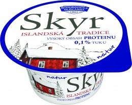 Bohušovická mlékárna Skyr 0,1% natur
