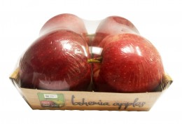 Bohemia Apples jablka Gala Schniga, pack 4ks
