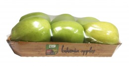 Bohemia Apples jablka Golden Delicious, pack 6ks