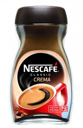 Nescafé CLASSIC Crema instantní káva