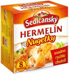 Sedlčanský Hermelín Nugetky