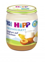 HiPP BIO Jogurt s ovocem