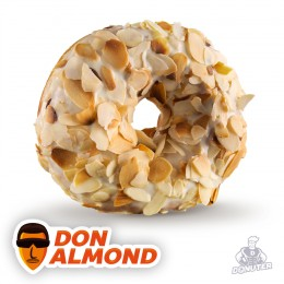 Donuter Don Almond