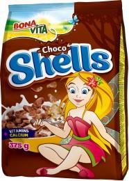 Bonavita Choco shells čokoládové mušličky