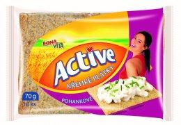 Bonavita Active Křehké plátky pohankové