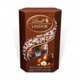 Lindt Lindor čokoládové bonbóny s lískovými oříšky