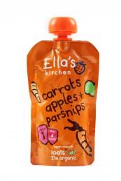 Ella's Kitchen BIO Mrkev, jablka a pastiňák