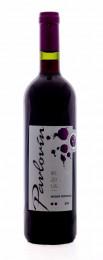 Pavlovín Modrý portugal moravské zemské víno