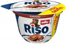 Müller Riso mléčná rýže čokoláda + 15% Zdarma