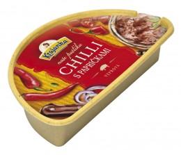 Krajanka paštika s chilli papričkami