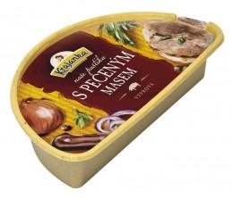Krajanka paštika pečené maso
