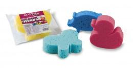 Cleanex Trade Houba koupelová - zvířátka