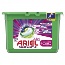 Ariel Complete Shape All in 1 gelové kapsle 13ks
