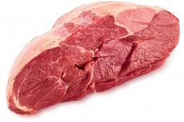 Jehněčí kýta bez kosti v bio kvalitě