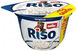 Müller Riso mléčná rýže natural + 15% Zdarma