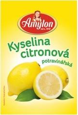 Amylon Kyselina citronová